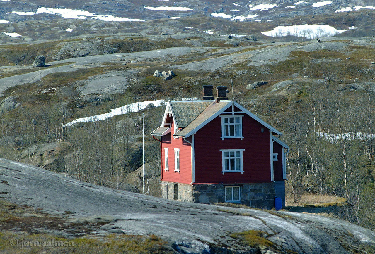 Norddalsenden  cottage 2002-05-29 by Joern Aalmen