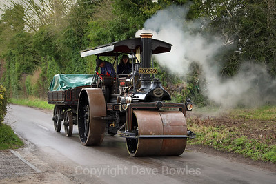 Traction Engines and Steam Rollers