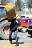 3/28/2013 - Fremont FFA 9th Annual Drive Your Tractor to School Day