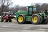 4/3/2014 - Fremont FFA 10th Annual Drive Your Tractor to School Day
