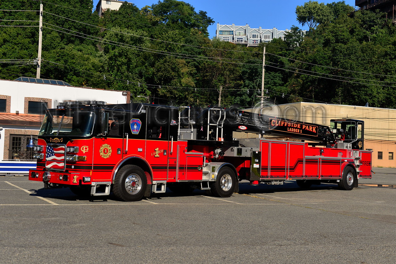 CLIFFSIDE PARK, NJ LADDER 1