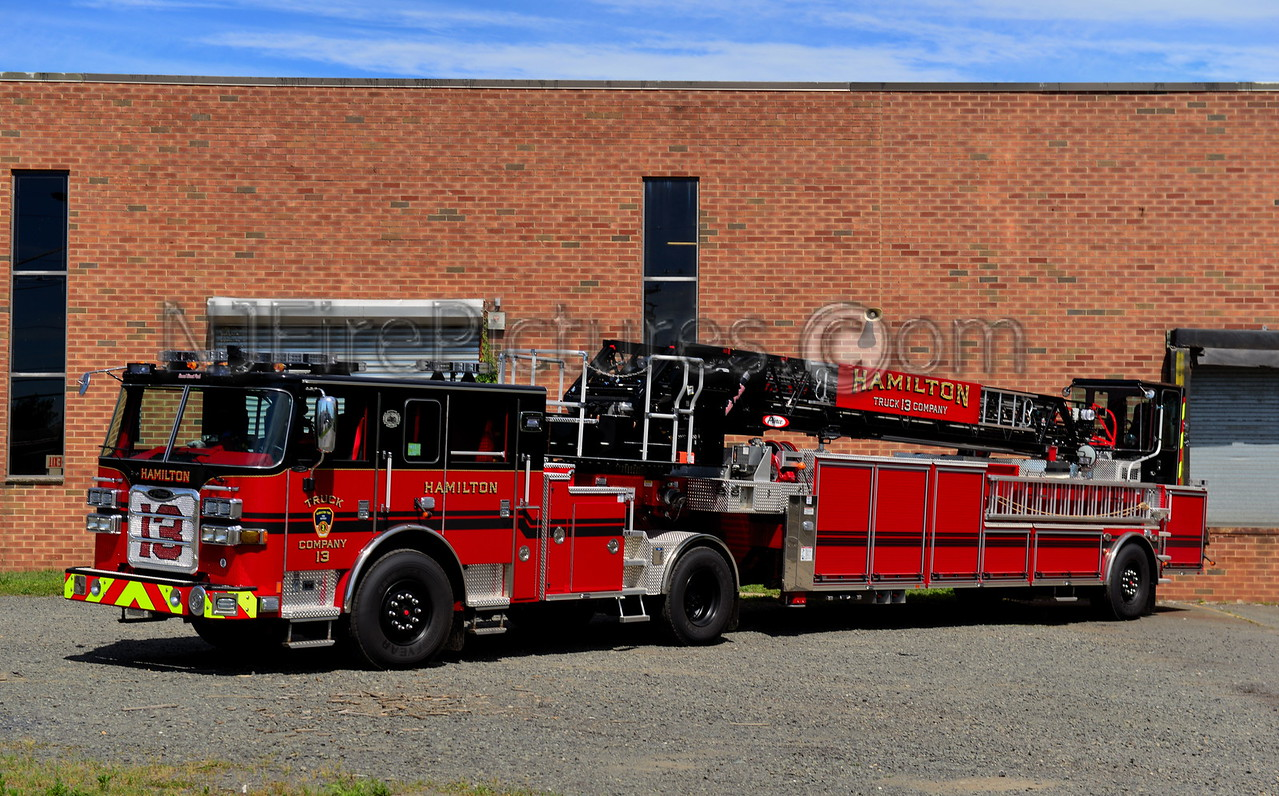 HAMILTON TOWNSHIP, NJ LADDER 13