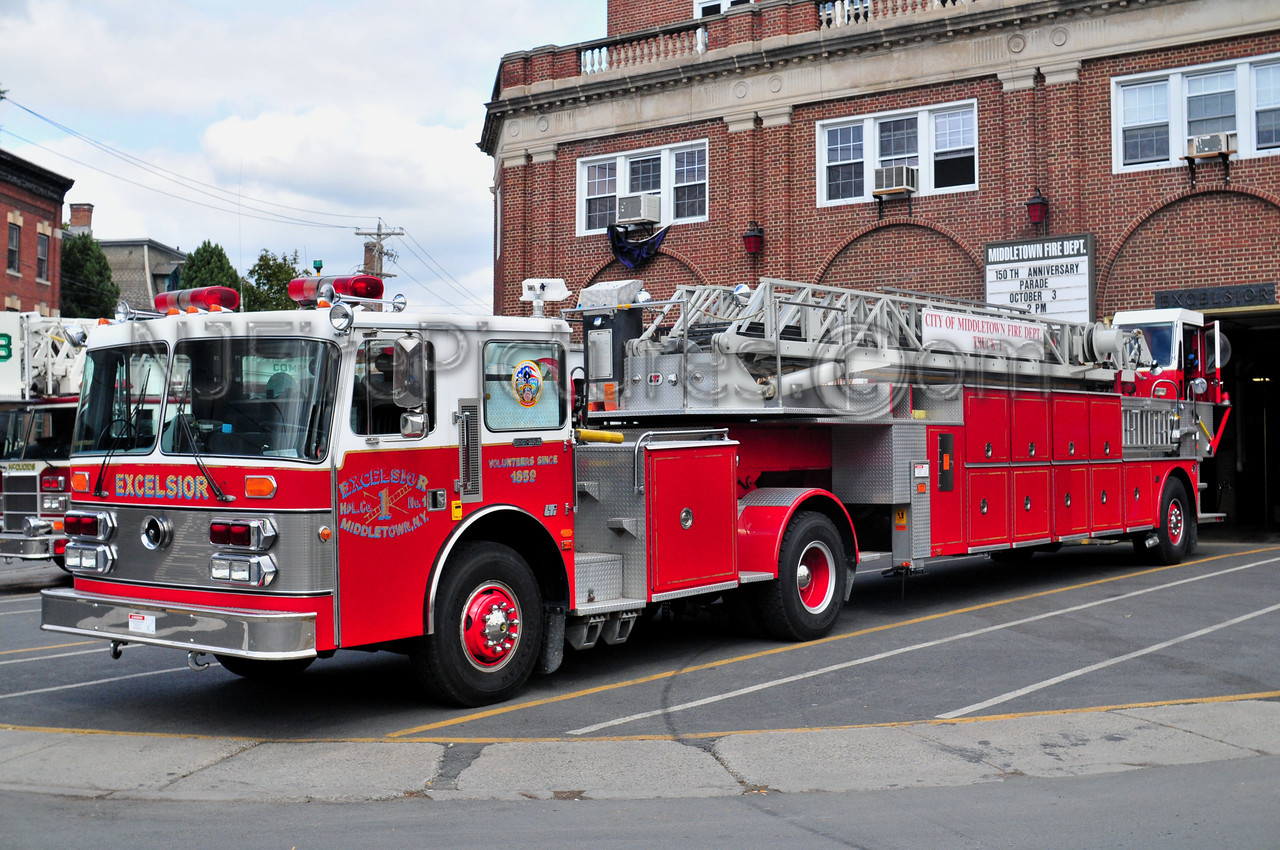 MIDDLETOWN, NY TRUCK 131