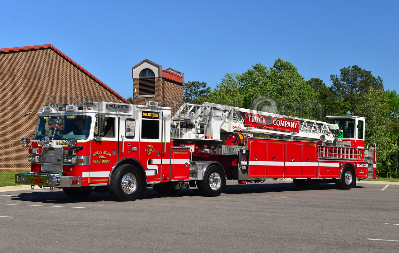 HOLLYWOOD, MD TRUCK 7