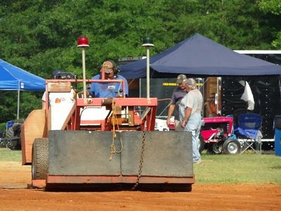 OCP at Ace Speedway in Altamahaw, NC on August 23, 2014