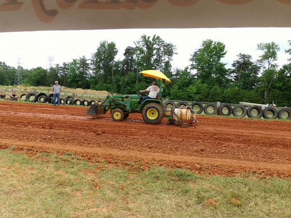 OCP at Ace Speedway in Altamahaw, NC on June 28, 2014