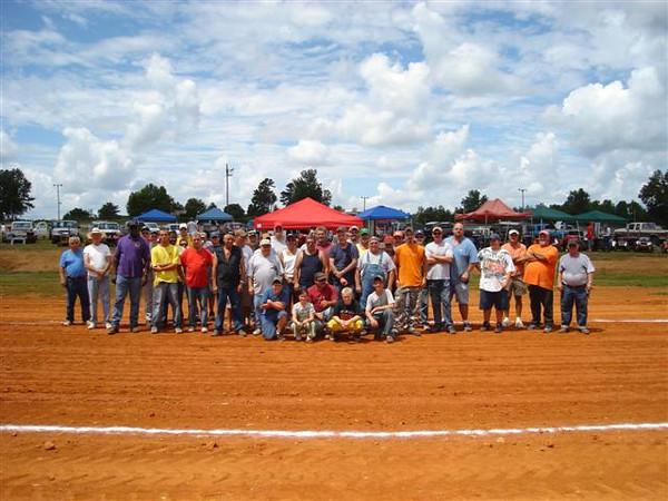 OCP at Roxboro Dragway in Timberlake, NC on August 19, 2006