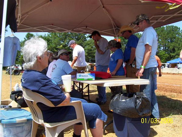 OCP at Farmers Days in Silk Hope, NC on Sept. 2, 2007 Photographers: Doug Carver, Carleen Culberson & Lori Nichols