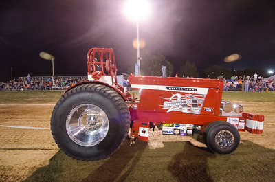 Tractor Pull for Honor Flight