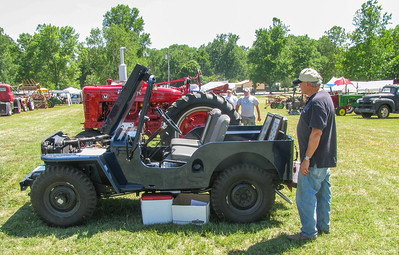 farm jeep