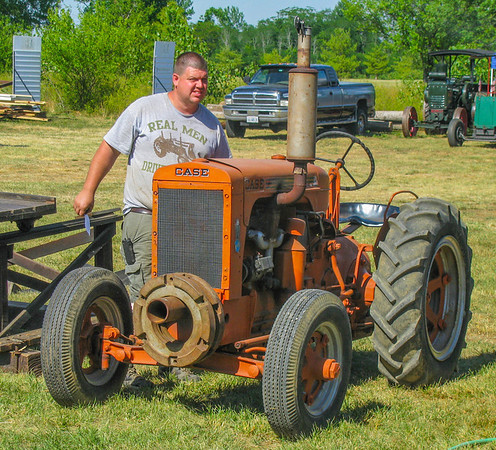 Johnson County Antique Machinery Association
