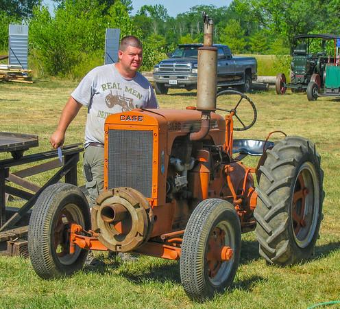 Johnson County Antique Machinery Association