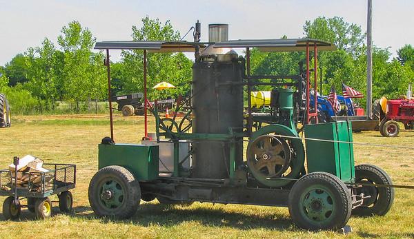 steam driver