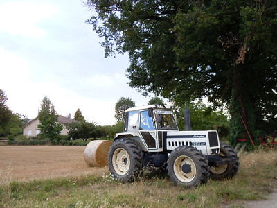 Tractors in France