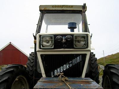 Tractors in Norway