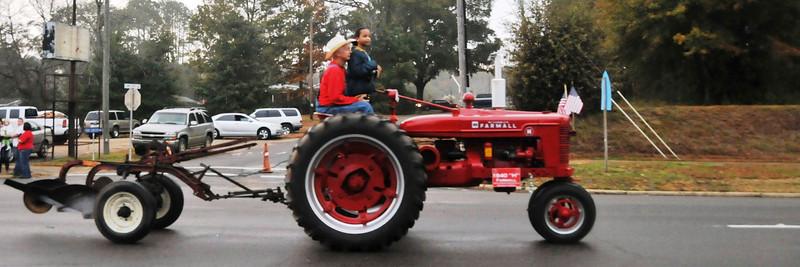 Hey Grandpa, let's help Aleisha plow the fields.  : )