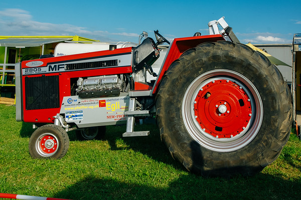 Tractorpulling - 08. August 2014