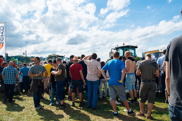 Tractorpulling - 09. August 2014