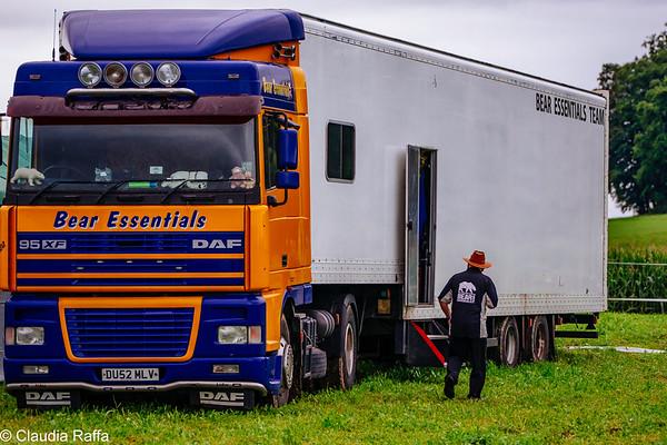 Tractorpulling - 11. August 2017