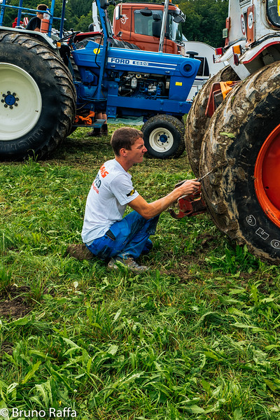 Tractorpulling - 12. August 2017