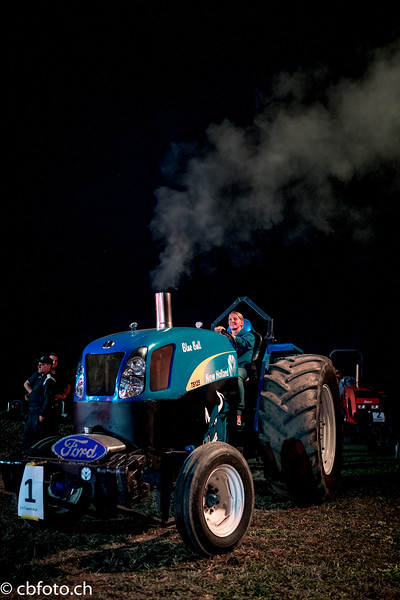 Tractorpulling - 09. August 2019