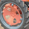 Allis-Chalmers G unrest rr lf wheel