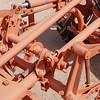 Allis-Chalmers G unrest cultivator ft lf