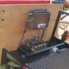 Dunfree Motor Buggy 1903 firewall