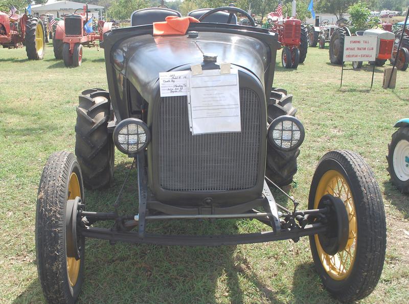 Ford Model A Doodlebug front