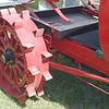Ford AA Litsinger tractor rear wheel