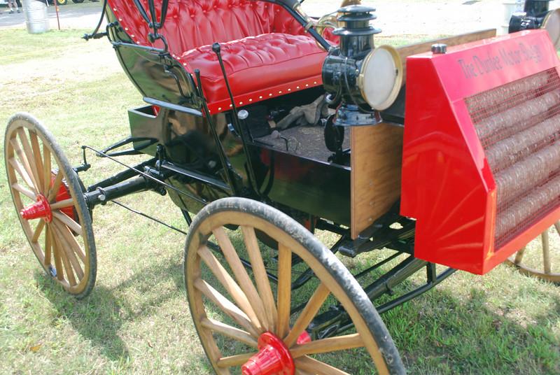 Dunfree Motor Buggy 1903 ft rt