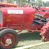 Ford AA Litsinger tractor side lf