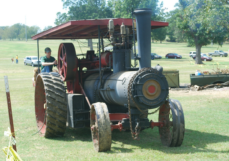 Eclipse Steam Tractor ft rt