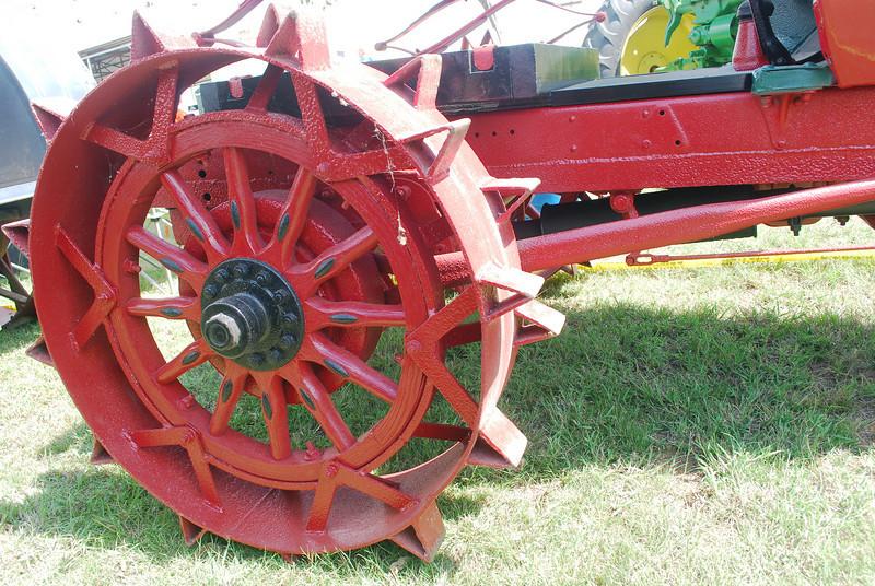 Ford AA Litsinger tractor side rt