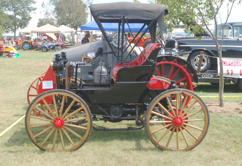 Dunfree Motor Buggy 1903 side lf