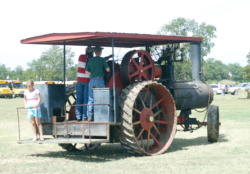 Eclipse Steam Tractor rr rt