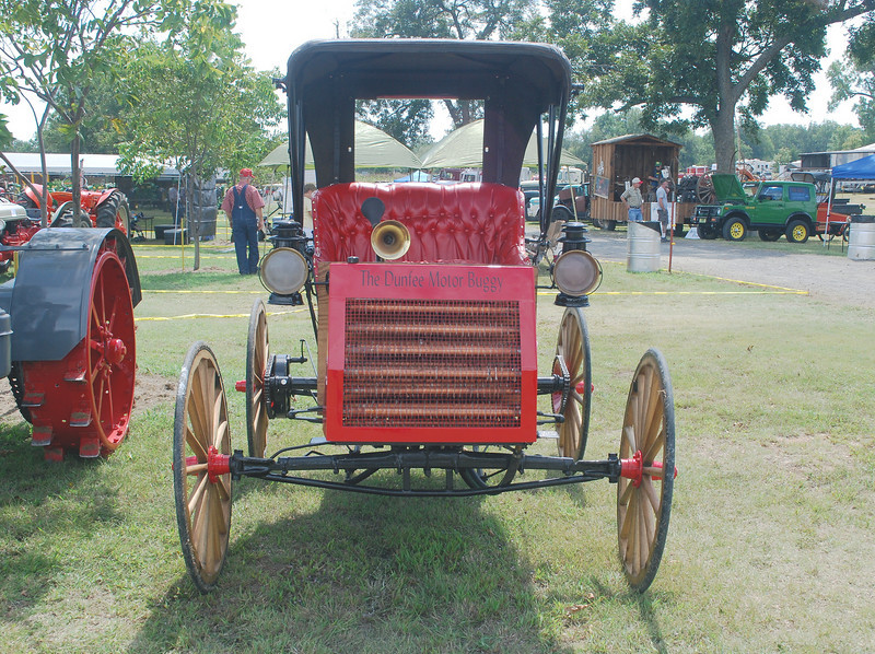 Dunfree Motor Buggy 1903 front