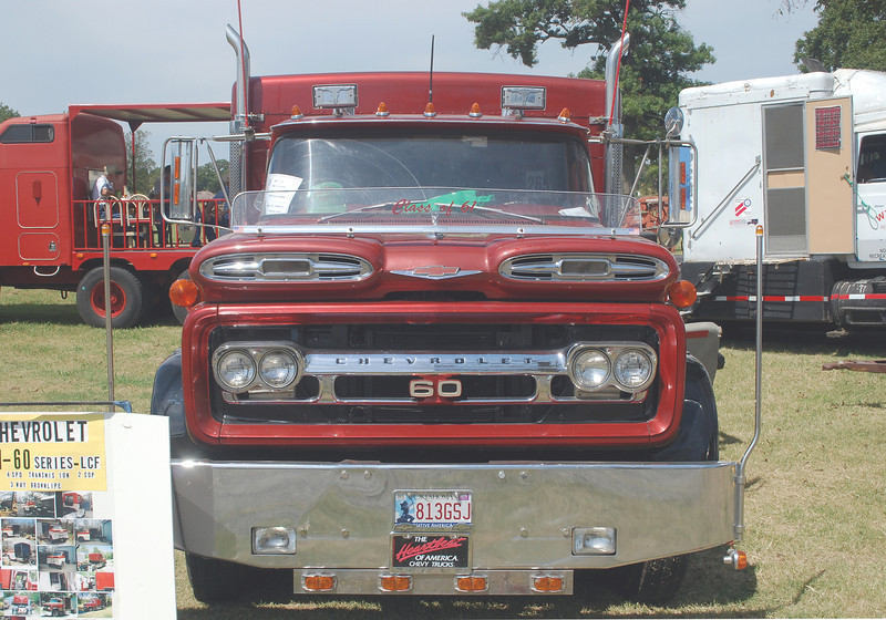 Chevrolet 1961 Series 60 front