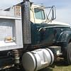 Dodge 950 Diesel Dump Truck rr rt
