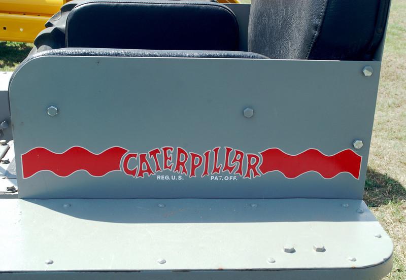 Cat 10 seat side