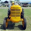 JD LI garden tractor front