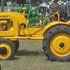 JD LI garden tractor side lf