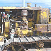 Cat D6 w scraper engine side lf