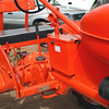 Allis Chalmers 1950 C mid section