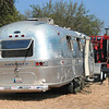 Airstream w Autocar rr rt, RVing in style.