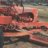 Allis Chalmers WC Speed Patrol 1940s blade
