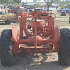 Allis Chalmers WC Speed Patrol 1940s rear