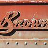 Brown trailer logo
