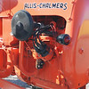 Allis Chalmers 1948 G engine rr lf