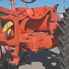 Allis Chalmers 1948 G ft lf detail